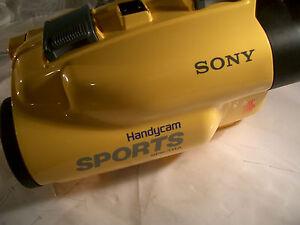 Sony-SPK-TRA-Handycam-8mm-Video-8-Splash-Proof-Sports-Housing-Pack-TR-Series