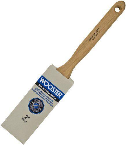 Wooster Brush Z1202-2 Cutter Flat Sash Paintbrush 2-Inch