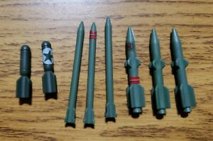 Joe Ammo Dump Missile 1985 G.I