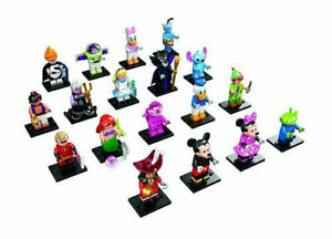 Choose-Your-Minifigure-LEGO-Minifigures-Disney-Series-71012