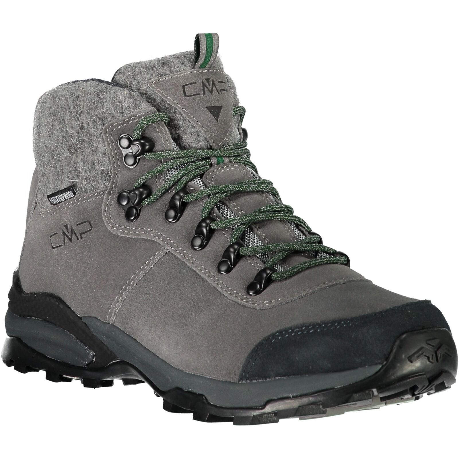 CMP shoes da Trekking shoes Tempo Libero Turais Trekking shoes Wp 2.0 grey