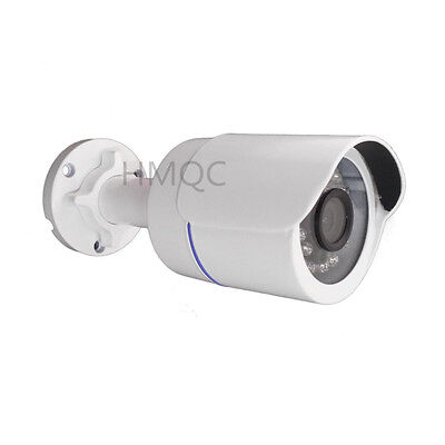 HMQC 2MP 3.6MM 1080P POE IP Camera P2P Night Vision XM ONVIF Outdoor 24IR XMEye