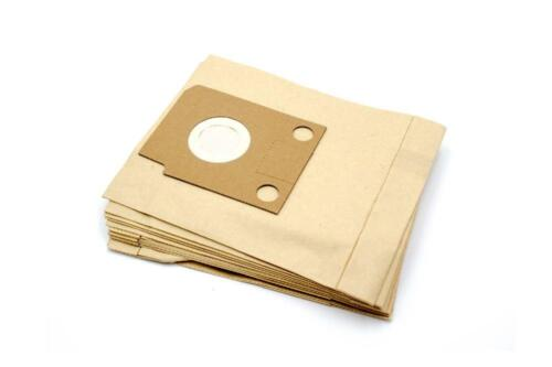 10x Sacchetti di polvere carta per  Hoover Sensotronic 1400 1500 TS,1600 1500