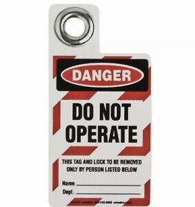 BRADY-105723-Danger-Tag-3-x-2-In-Bk-and-R-Wht-Met