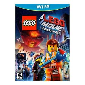 The LEGO Movie Videogame Nintendo Wii U Kids Game 1