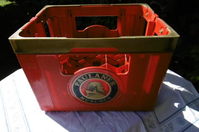 caisse plastique bire paulaner - Caisse Biere Plastique