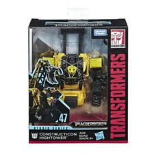 Hasbro Transformers Toys Studio Series 47 Deluxe Class Transformers: Revenge of the Fallen Movie Constructicon Hightower Action Figure