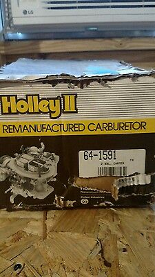 1982-90 JEEP CJ & WRANGLER YJ 4.2L HOLLY REPLACEMENT CARBURETOR,