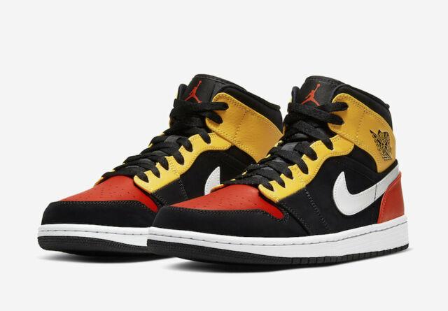Nike Air Jordan 1 Retro Mid SE Mens