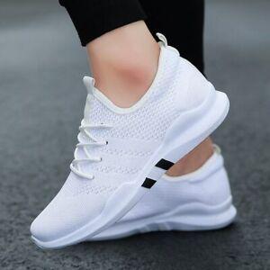 apoyo Kilómetros acerca de  Zapatos Deportivas de Moda de Hombre Casual Breathable Zapatillas Nuevo  2020 | eBay