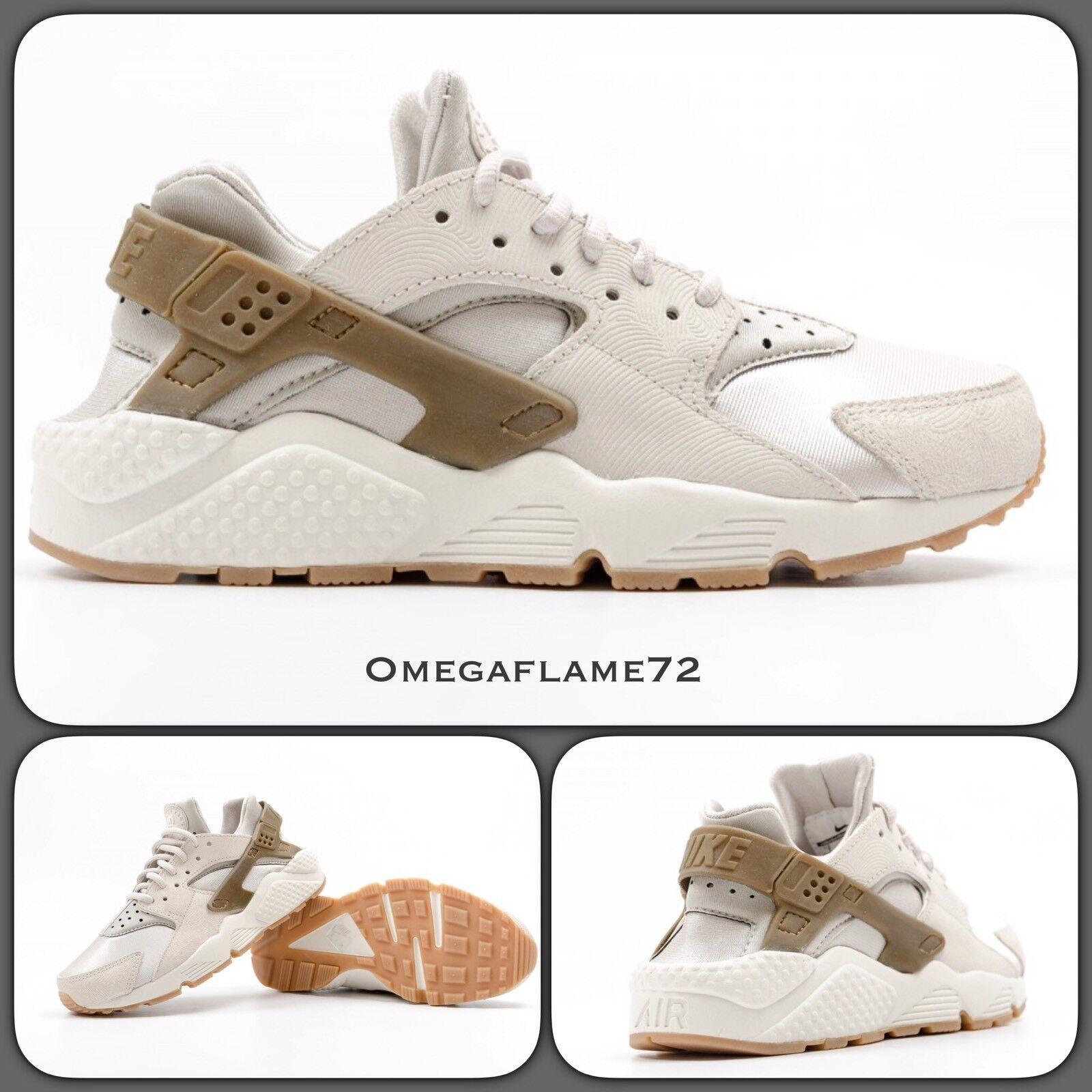 Nike Air Huarache Run PRM Suede, 833145-001,