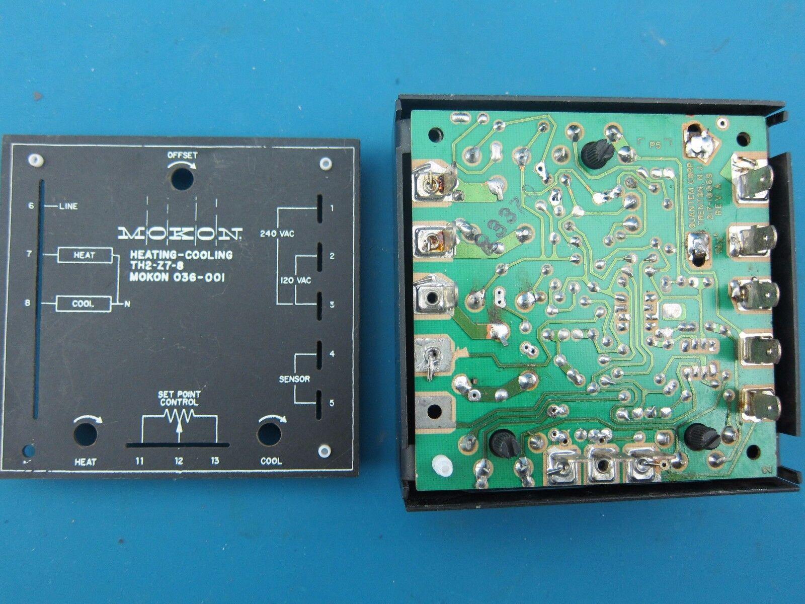 MOKON TH2-Z7-8 COMPU-MATE TEMP CONTROL