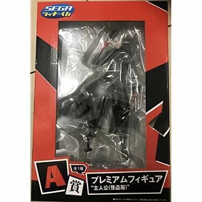 SEGA Lucky KUJI Persona 5 last lucky prize premium figure Joker Ren Amemiya HERO