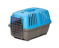 Midwest Homes For Pets Spree Travel Carrier Blue 19-inch Free Shipping