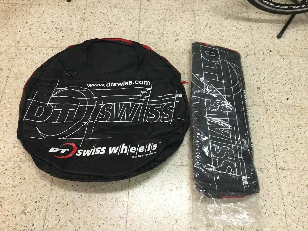 Bolsas DT Swiss Road Bag