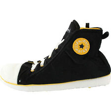 c2a762caec6 item 3 Unisex Mens Womens Chuck Taylor Converze Style Novelty Slippers Boot  NEW UK 4-12 -Unisex Mens Womens Chuck Taylor Converze Style Novelty Slippers  ...