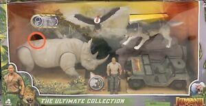 Jumanji-Lanard-The-Ultimate-Collection-3-Animal-1-Figure-1-Vehicle-Gift-Birthday