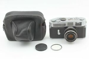 exc-5-Canon-Modell-7-Rangefinder-Film-Camera-w-50mm-f-2-8-Lens-aus-Japan
