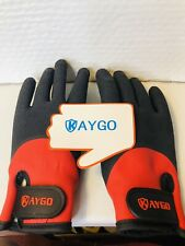 Waterproof Work Gloves For Men And Women Kg130w Insulated Work Gloves Double