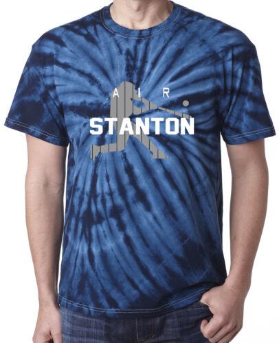 "Tie-Dye Giancarlo Stanton New York Yankees /""Air/"" T-Shirt"