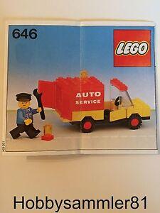 Lego-646-Bauanleitung-Auto-Service