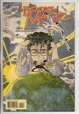 DC Vertigo Comics Books Of Magic #42 November 1997 VF+