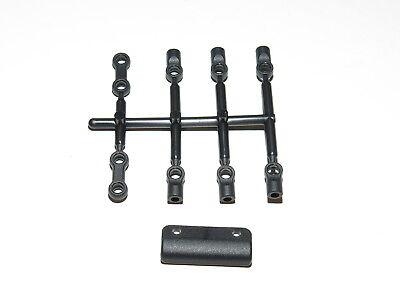 Razionale Asc90022 Squadra Associati Rc10 B6.1 Fabbrica Lite Buggy Ondeggiamento Barre Modellazione Duratura