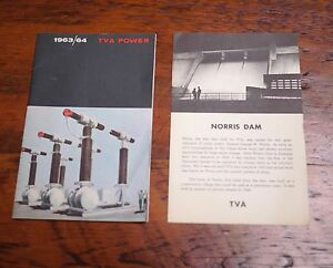1963 tva power norris dam tennessee valley authority promotional