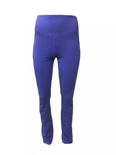 XS Mandala Yoga Tights Sport Leggings Sporthose Lila Royal Gr M kbA