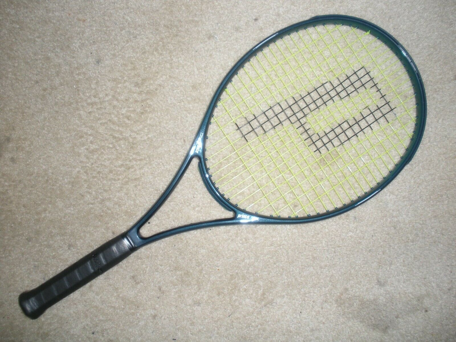 PRINCE  CTS SYNERGY 26 OVERSIZE TENNIS RACQUET 4 5 8