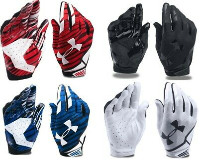 Under Armour Mens Sizzle Football Gloves