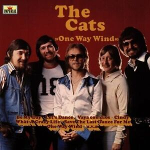 Cats-One-way-wind-compilation-12-tracks-1966-77-EMI-CD