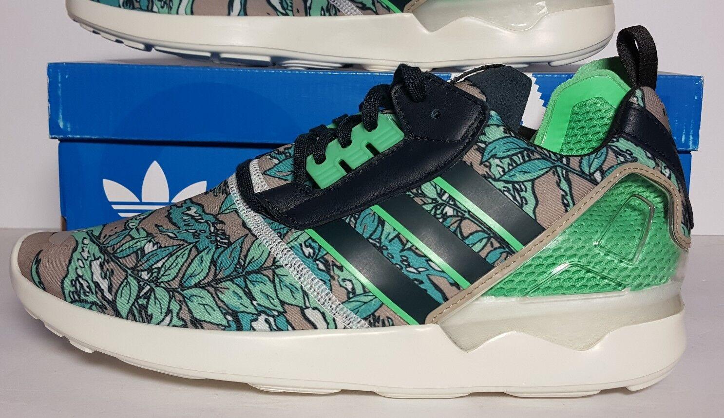 Adidas männer zx 8000 auftrieb hawaiianische camo neue maschenöffnungen 9 und 10 neue camo / box b26364 fc772e