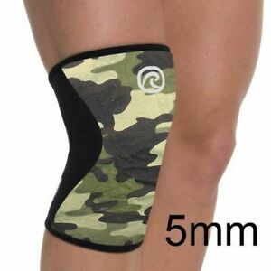 Rehband-CrossFit-Knee-Support-Core-Line-7751-Camo-Injury-Fitness-Weightlifting