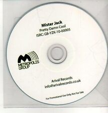 (CQ321) Mister Jack, Pretty Damn Cool - DJ CD