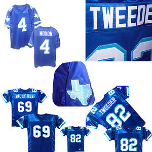 c96192da7 Image is loading Varsity-Blues-West-Canaan-Coyotes-Men-Jersey-Moxon-