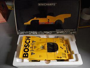 Porsche 917/10 300 km Nurburgring-1: 18-minichamps-100 736102 ----------------- a41