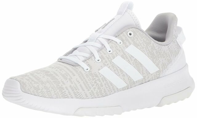 d0c361f1e15541 adidas Men s CF Racer TR Running Shoe One white grey Two 12 M US for ...