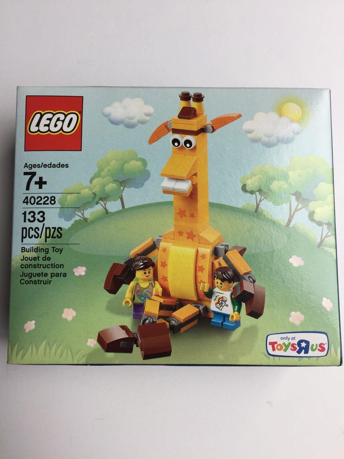 LEGO Geoffrey & Friends 40228 NEW Sealed FREE Shipping