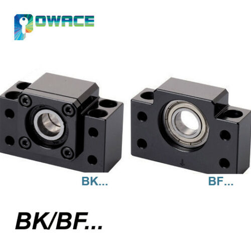 SFU1605-1000mm-C7 Ballscrew/&Ball Nut/&BK//BF12/&Nut Housing for CNC Milling Router