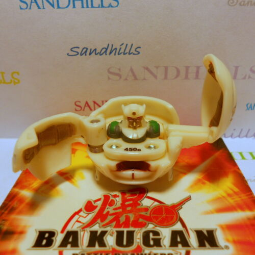 Bakugan Gorem White Darkus Haos Ventus B1 Series /& 2 cards