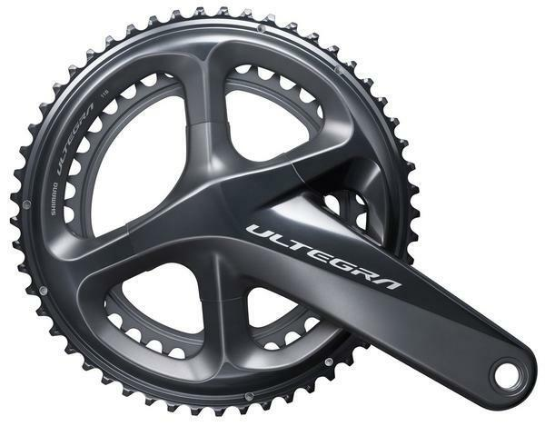 Shimano Ultegra FC R8000 Bike Crankset 2 x 11 Speed 175mm 36-46T