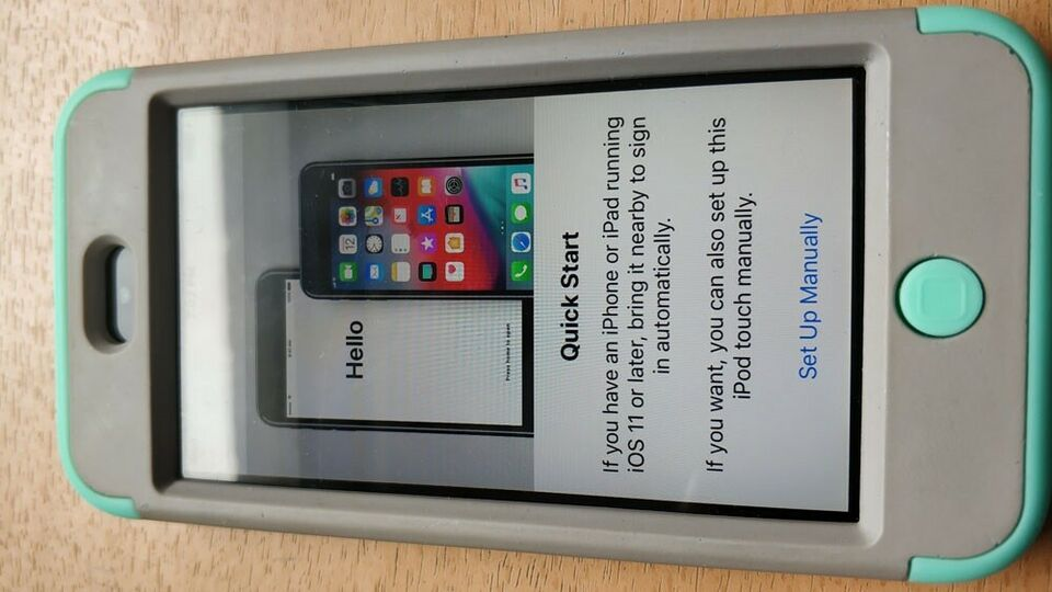 iPod, A1574 (iPod touch 6th), 64 GB