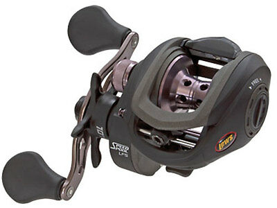 New Lew's Speed Spool LFS Baitcast Fishing Reel SSG1HL 6.8:1 LH Lews
