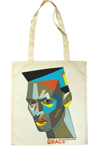 Grace Jones Tote Shopper Bag