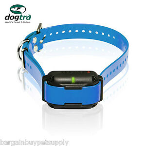 Dogtra-Edge-RT-Additional-Replacement-Dog-Receiver-Collar-Blue-EDGE-RT-RX-BLUE