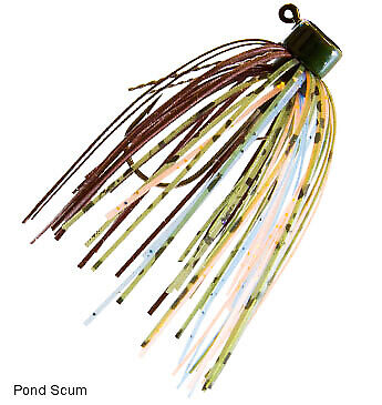 Choose Color Z Man Shroomz Micro Finesse Jigs 3//16 oz