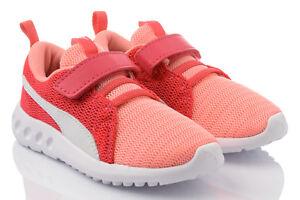 Chaussures-Neuves-Puma-Carson-2-V-Ps-pour-Enfants-Baskets-de-Sport-27-35