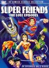 Superfriends The Lost Episodes 2 Discs 2009 DVD