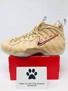a5bb21075683 Nike Air Foamposite Pro Premium AS QS  Vachetta Tan  920377-200 Size ...